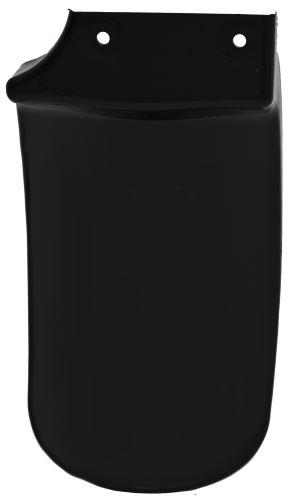 Kryt zadního tlumiče Kawasaki/Suzuki, RTECH (černý)
