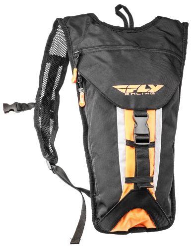 Hydropack, FLY RACING - USA (černá/oranžová, objem 2 l)