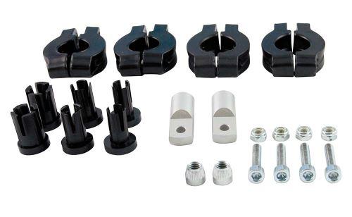 Montážní kit páček FLX ALU / GLADIATOR ALU + EASY / RAPTOR / VERTIGO ALU, RTECH (plastový, fixní)