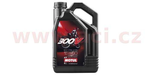 MOTUL 300V OFF ROAD 15W60 4 l