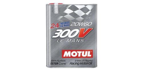 MOTUL 300V Le Mans 20W-60, 2 l