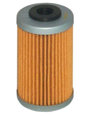 Olejový filtr HF655, HIFLOFILTRO