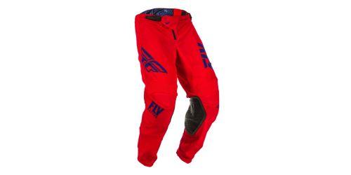 Kalhoty KINETIC MESH 2019.5, FLY RACING (červená/modrá)