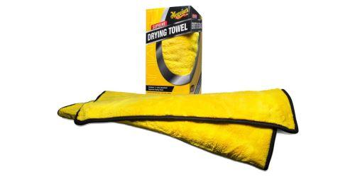 MEGUIARS Supreme Drying Towel - extra hustý a savý sušicí ručník z mikrovlákna, 76 x 55 cm, 920 g/m2