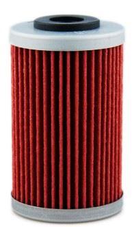 Olejový filtr ekvivalent HF155, Q-TECH - ČR