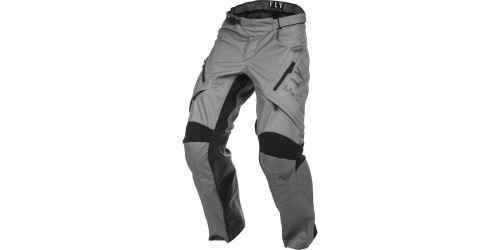 Kalhoty PATROL OVERBOOT, FLY RACING (šedá)