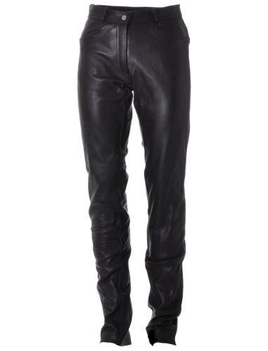 Kalhoty kožené, ROLEFF, dámské