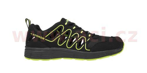 Pracovní obuv BENNON REBEL O1 zelená nízká