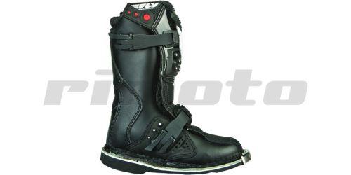 boty Maverik Mini, FLY RACING - USA, dětské (černé)