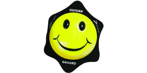 Slidery Smiley, OXFORD (žluté, pár)