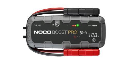 Startovací box s digitálním voltmetrem + power banka, startovací proud 3000 A, NOCO GENIUS BOOST PRO GB150 (NOCO USA)