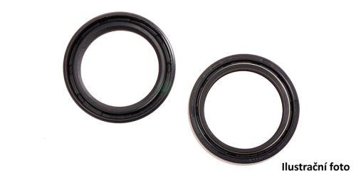 Prachovky do přední vidlice (48 x 58,5 x 4,70/11,5 mm, KYB 48 mm), ATHENA (sada pro repasi 2 tlum.)