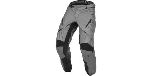 Kalhoty PATROL XC, FLY RACING (šedá)