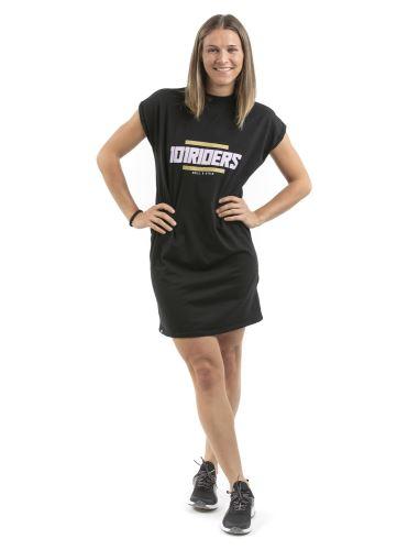 Mikina T-DRESS, 101 RIDERS - ČR (černá)