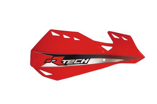 Kryty páček DUAL EVO, RTECH (červené odst. Honda CRF, vč. montážní sady)