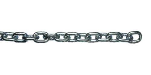 Řetěz tvrzený průměr 8 mm délka 1000 mm TOKOZ - ČR