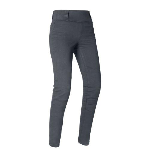 ZKRÁCENÉ kalhoty SUPER LEGGINGS 2.0, OXFORD, dámské (legíny s Kevlar® podšívkou, černé)