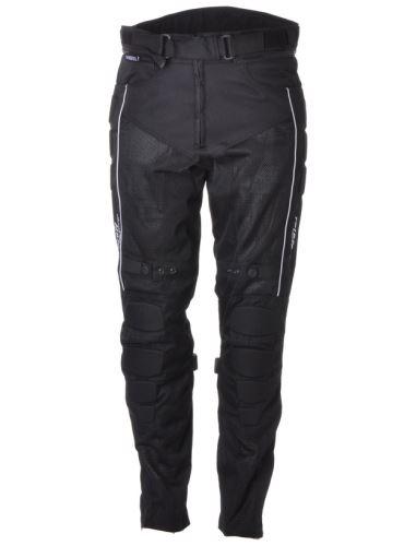 Kalhoty Kodra Mesh, ROLEFF, pánské (černé)