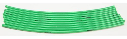 Palivová hadice GAS, FLY RACINg - USA (zelená)