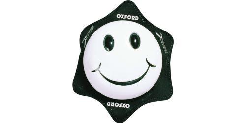 Slidery Smiley, OXFORD (bílé, pár)