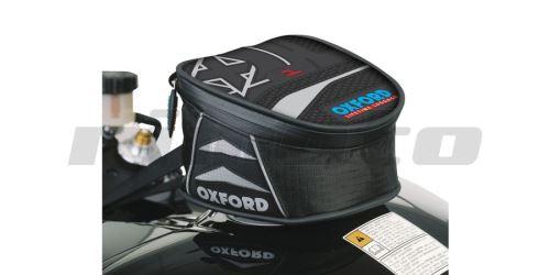 tankbag na motocykl X1 Micro 2014, OXFORD - Anglie (černý, objem 1l)