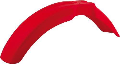 Blatník přední univerzální Motokros, RTECH (červený)