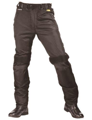 PRODLOUŽENÉ kalhoty Kodra, ROLEFF, pánské (černé)