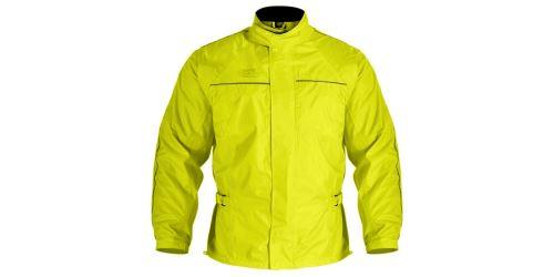 Bunda RAIN SEAL, OXFORD (žlutá fluo)