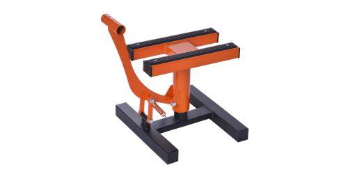 Stojan MX, Q-TECH (černá matná/oranžová)