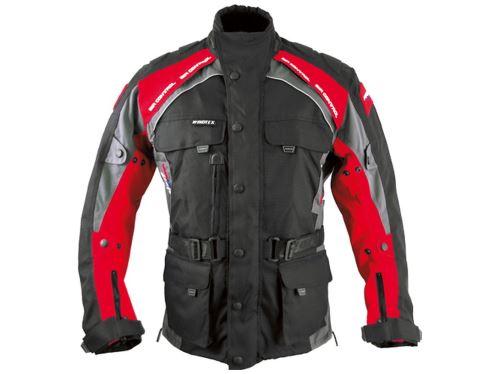 Bunda Liverpool, ROLEFF, pánská (černá/červená)
