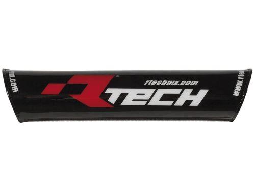 """Chránič na hrazdu řídítek délky 300 mm s nápisem """"Rtech"""", RTECH (černý)"""