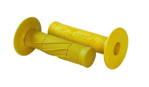 Gripy Wave (měkké), RTECH (žluté, pár, délka 118 mm)