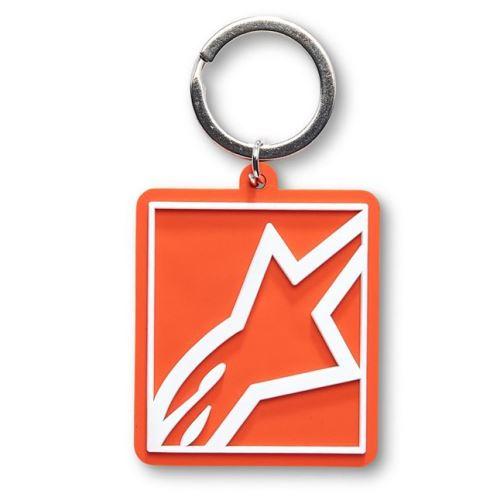 Klíčenka CORP SHIFT KEY FOB, ALPINESTARS (oranžová)