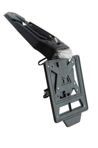 LED světlo zadní UNI včetně držáku RZ (30°), RTECH (černé)