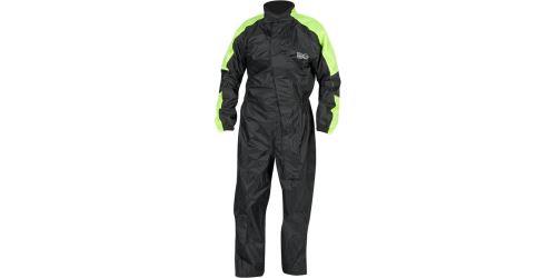 pláštěnka Safety, NOX - Francie (černý/žlutý)